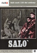 Saló aneb 120 dnů sodomy - digipack DVD FilmX
