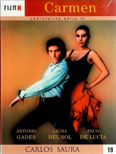 Carmen ( digipack ) - DVD