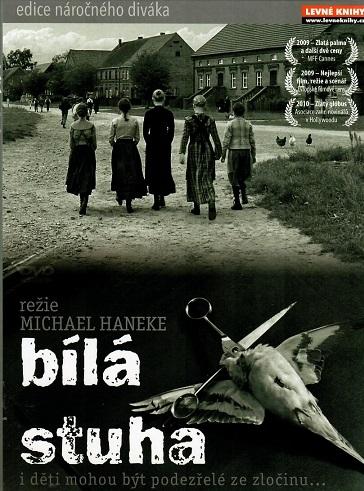 Bílá stuha ( Originální znění s CZ titulky ) - digipack  DVD