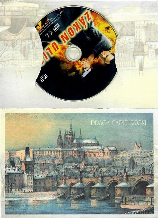 Zákon ulice - dárková obálka - DVD