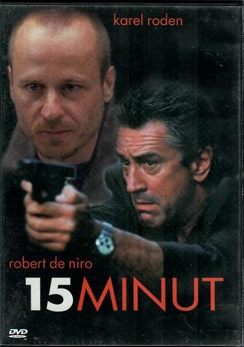 15 minut ( plast ) - DVD