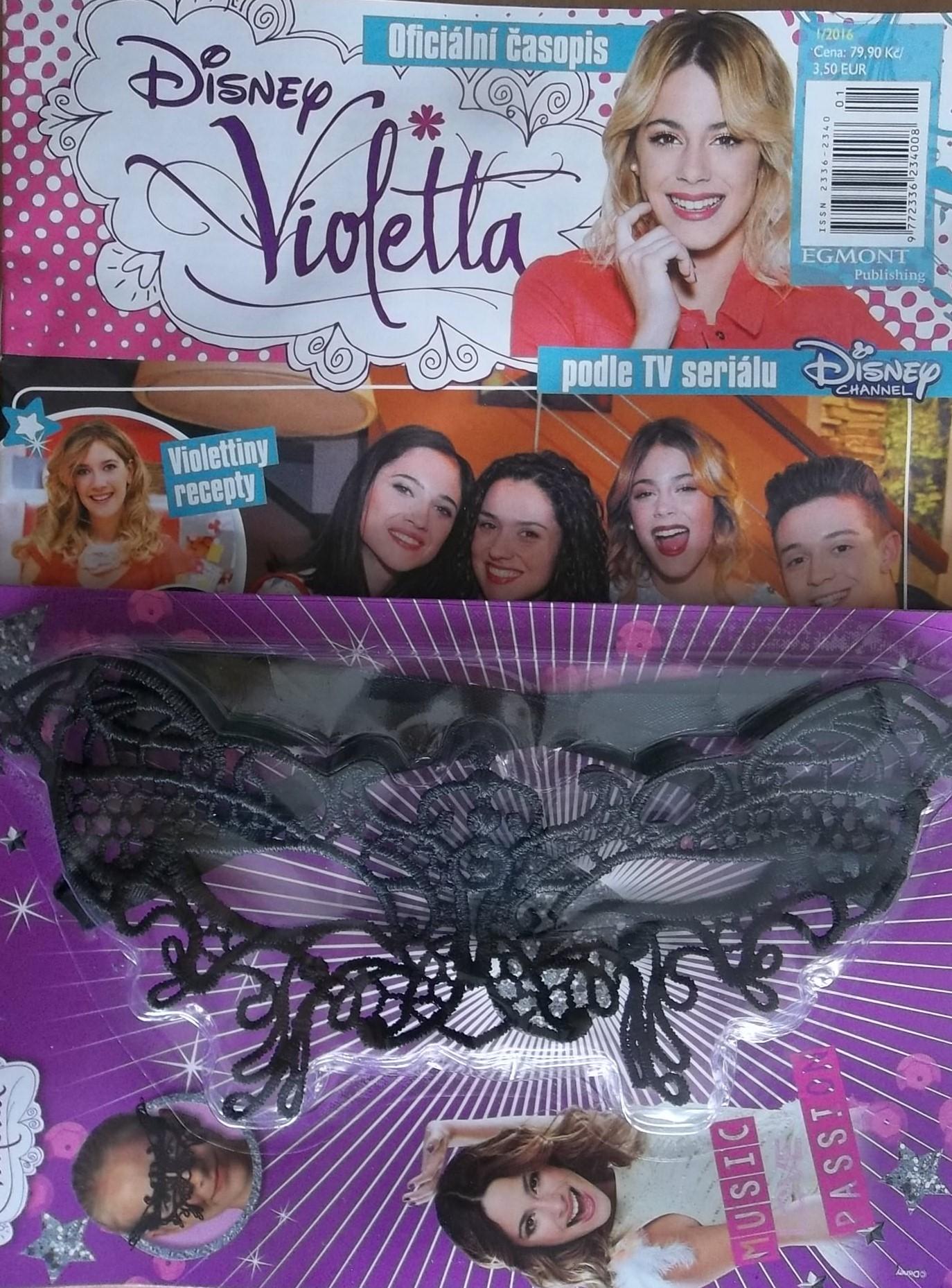 Disney Violetta 1/2016