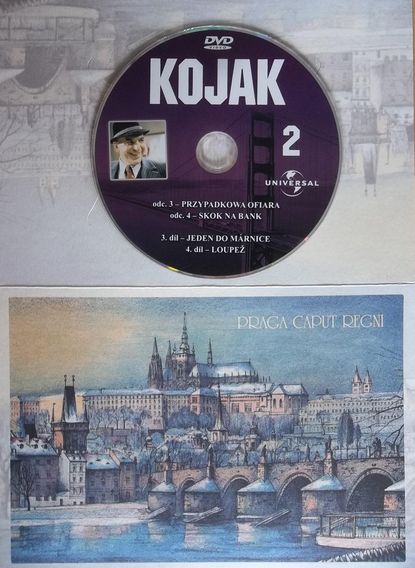 Kojak 2 (dárková obálka) DVD