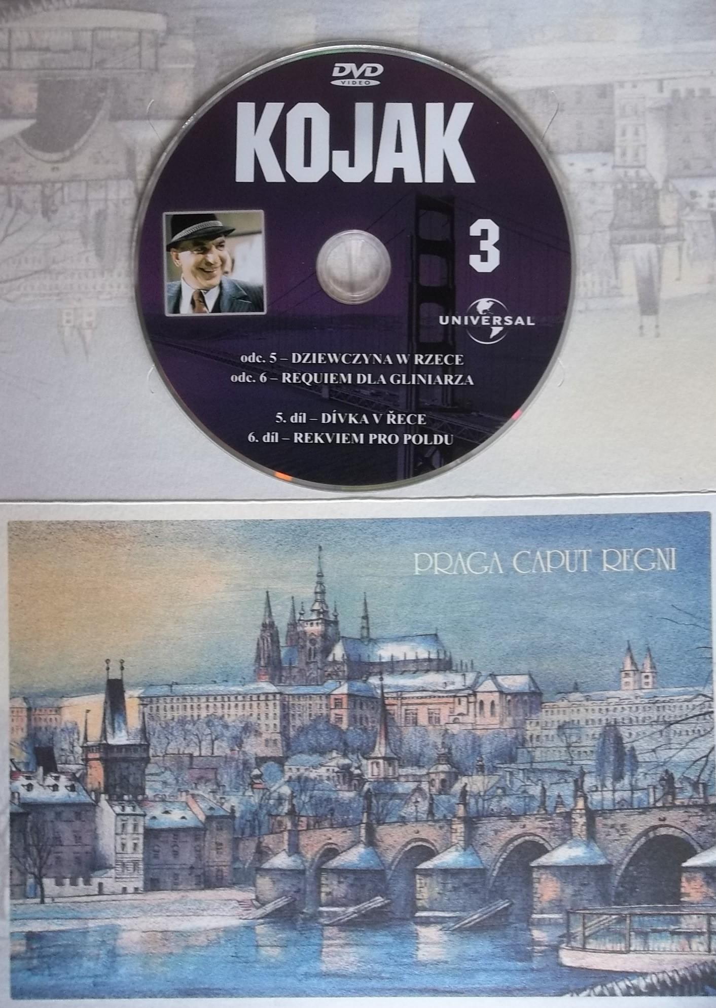 Kojak 3 (dárková obálka) DVD