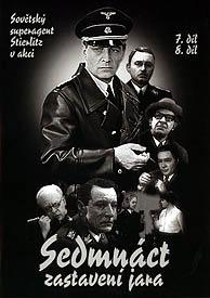 Sedmnáct zastavení jara 7/8 DVD