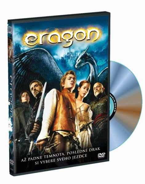 Eragon -  DVD plast