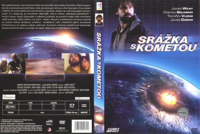 Srážka s kometou DVD
