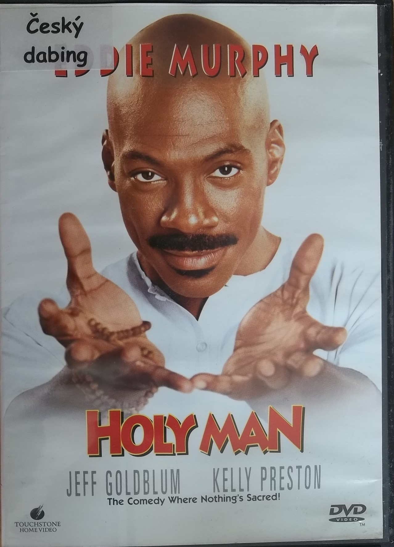 Holy Man - DVD plast