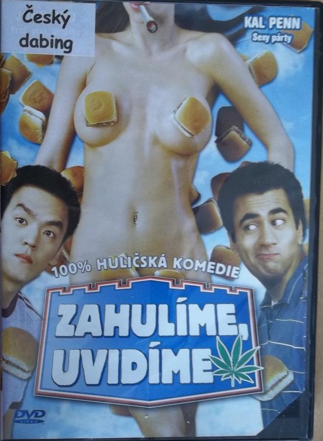 Zahulíme, uvidíme (bazarové zboží) DVD
