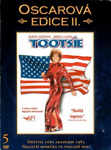 Tootsie - digipack DVD