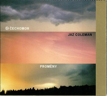 Čechomor ( Proměny ) -  papírový obal CD