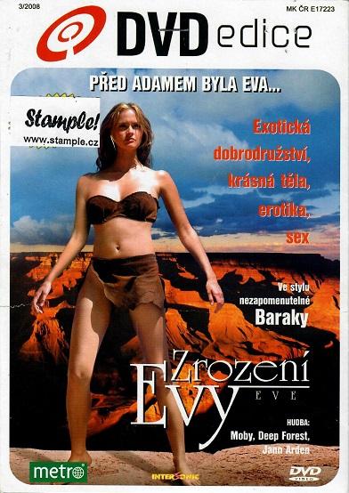 Zrození Evy ( Pošetka ) DVD
