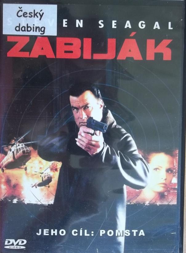 Zabiják - S.Seagal (bazarové zboží) DVD
