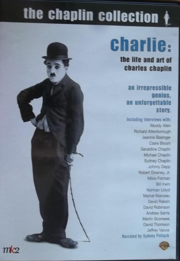 The Chaplin collection: Charlie (bazarové zboží) DVD