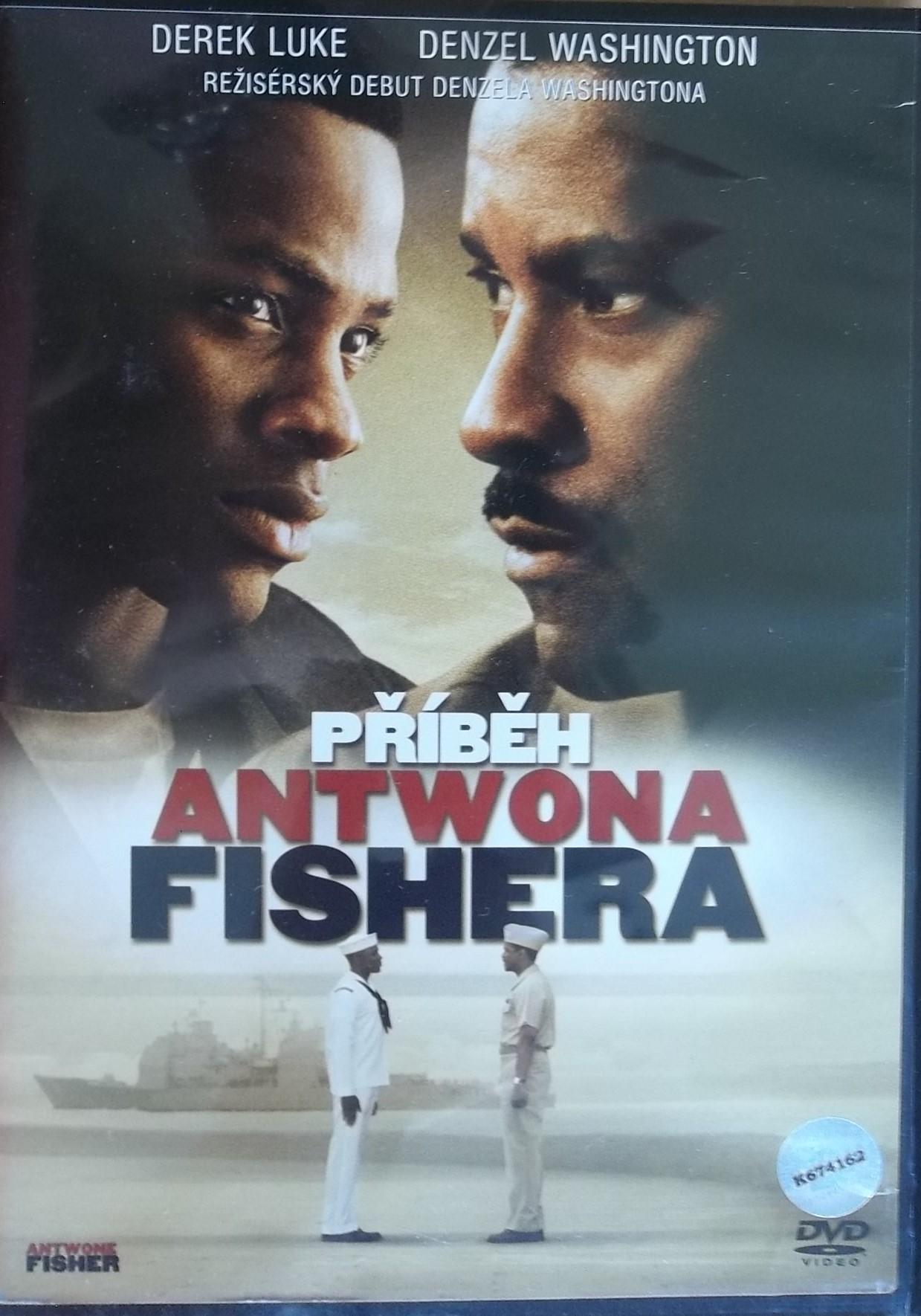 Příběh Antwona Fishera (bazarové zboží) DVD