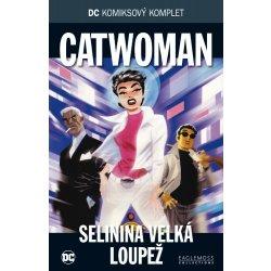 DC Komiksový komplet Catwoman - Selinina velká loupež