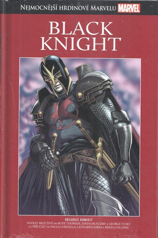 Nejmocnější hrdinové Marvelu - Black Knight ( hřbet 42)