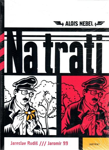 Alois Nebel/Na trati - Jaroslav Rudiš, Jaromír 99