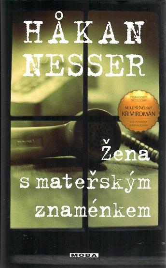 Žena s mateřským znaménkem - Hakan Nesser