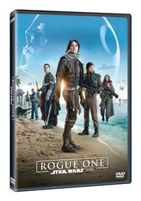 Rogue One: Star Wars Story DVD plast