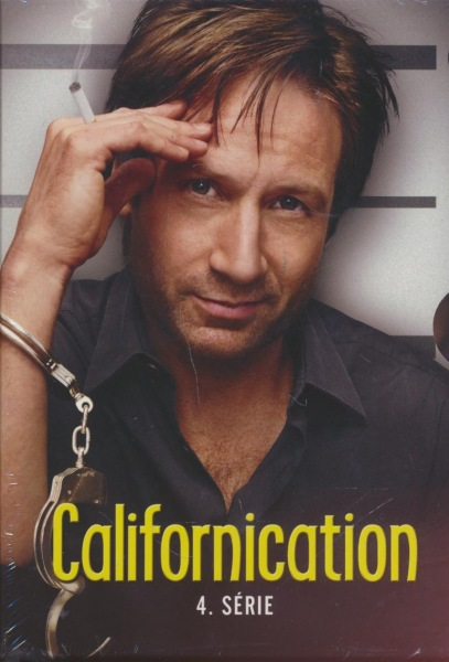 Californication 4. série 2DVD