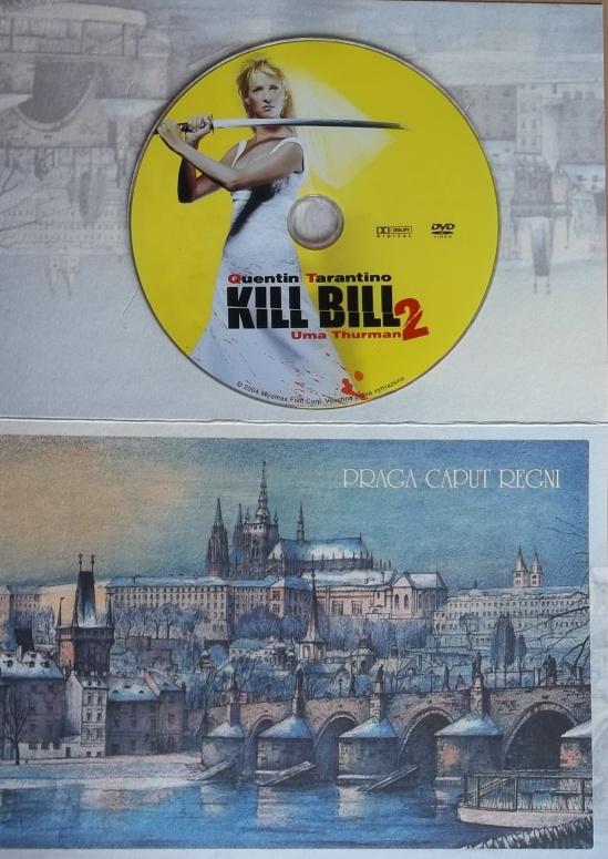Kill Bill 2 (dárková obálka) DVD