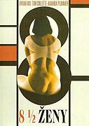 8 1/2 Ženy DVD