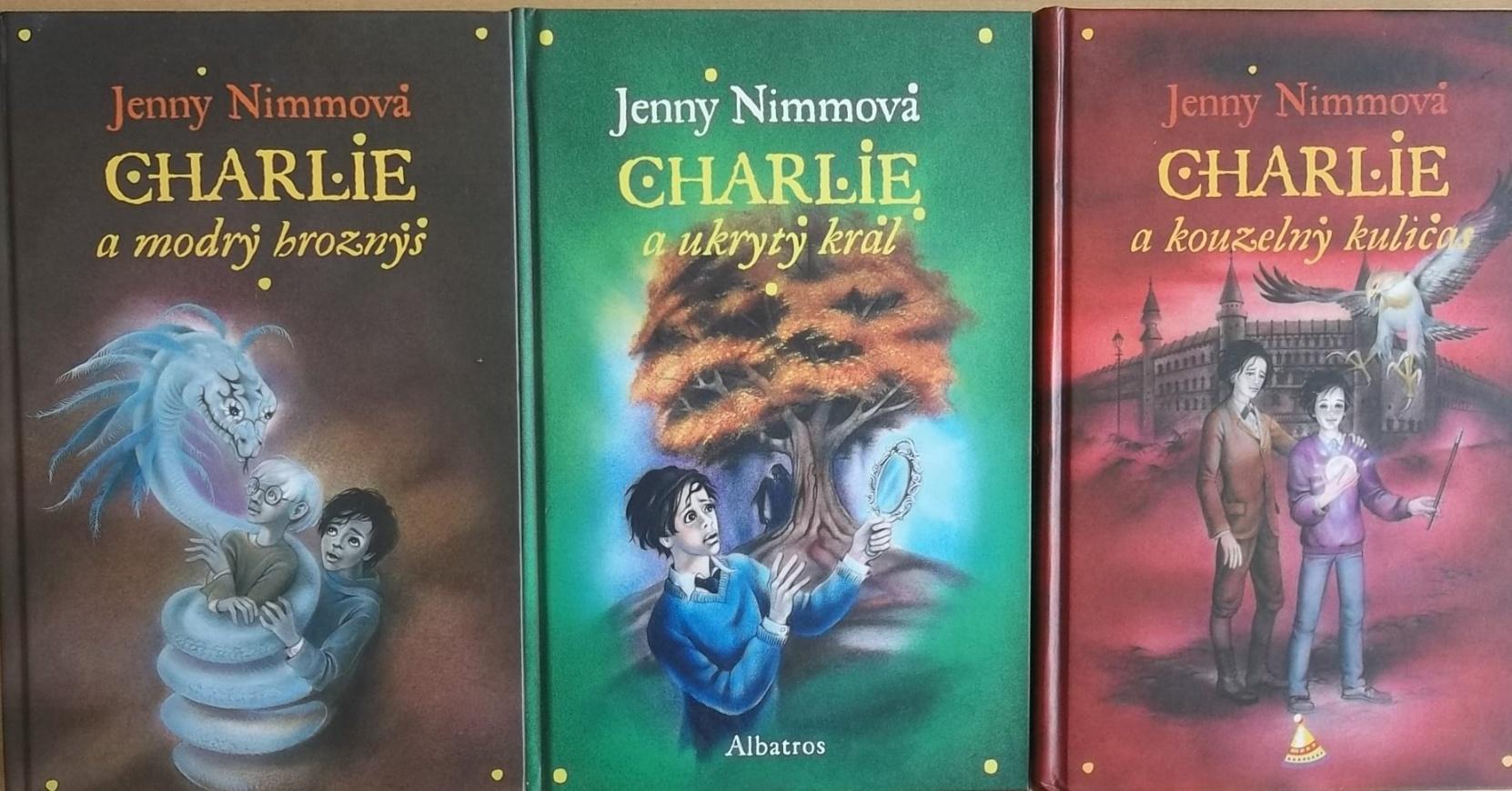 Kolekce Charlie - Jenny Nimmová