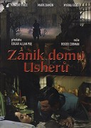 Zánik domu Usherů - DVD (originální znění s českými titulky )