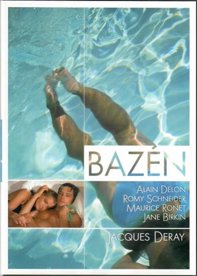 Bazén - plast ( Alain Delon)