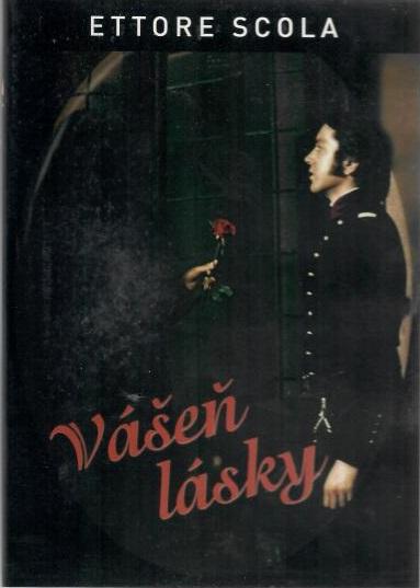 Vášeň lásky - DVD (originální znění s českými titulky )