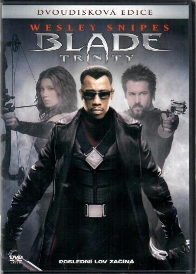 Blade Trinity - 2DVD