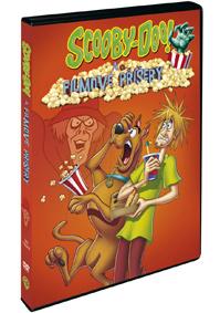Scooby Doo a filmové příšery - DVD