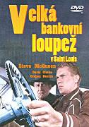 Velká bankovní loupež v Saint Louis - DVD (originální znění s českými titulky )
