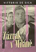Zázrak v Miláně - DVD (originální znění s českými titulky)