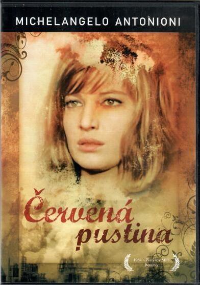 Červená pustina ( originální znění, titulky CZ ) plast DVD