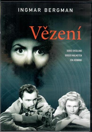 Vězení - DVD (originální znění s českými titulky) - DVD plast