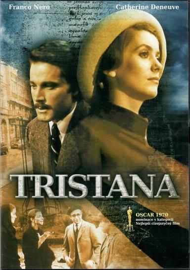 Tristana ( originální znění s CZ titulky ) - plast DVD