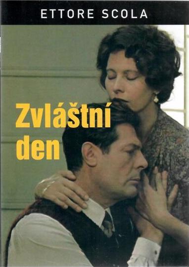 Zvláštní den - DVD (originální znění s českými titulky)