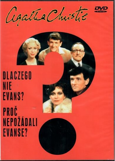 Proč nepožádali Evanse ? - DVD