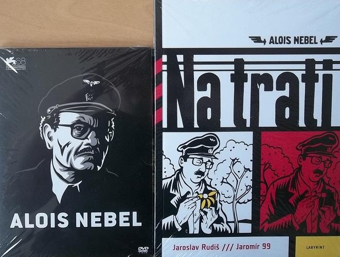Kolekce Alois Nebel ( 1x kniha + 1x DVD )