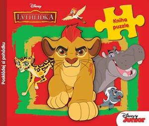 Disney Junior: Lví hlídka (kniha puzzle)