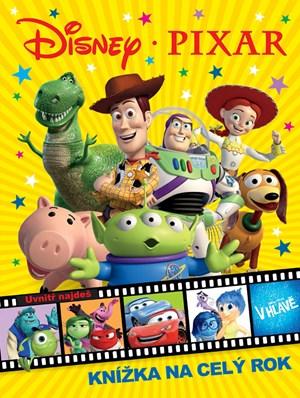 Disney Pixar: Knížka na celý rok