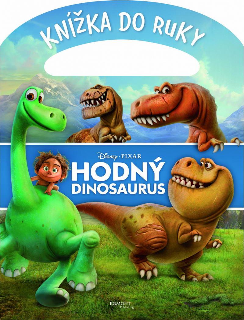 Hodný dinosaurus - knížka do ruky