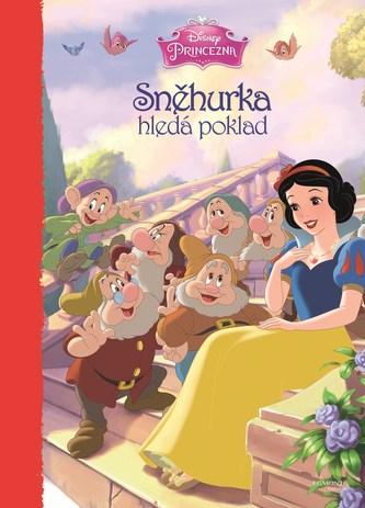 Princezna Disney: Sněhurka hledá poklad