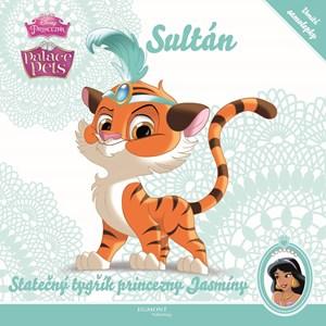 Disney Princezna/Palace Pets - Sultán