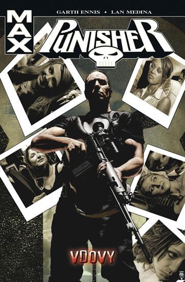 Punisher: Vdovy - Garth Ennis, Lan Medina