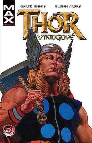 Thor Vikingové - Rarth Ennis, Glenn Fabry