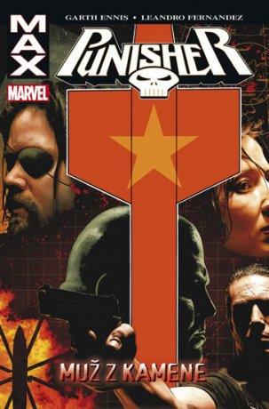 Punisher: Muž z kamene - Garth Ennis, Leandro Fernandez