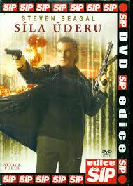Síla úderu (pošetka) DVD